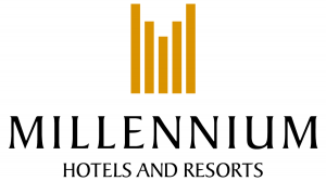 logo de Millenium Hotels ans Resorts